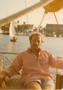 Me, back in my sailing days