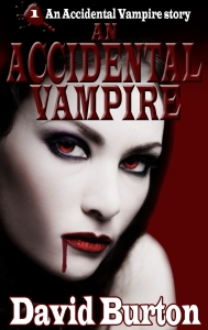 An Accidental Vampire New cover