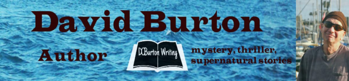 David Burton Writing
