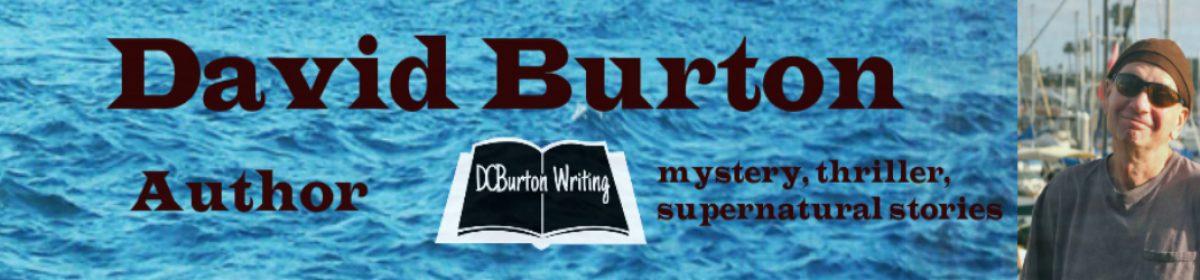 David Burton Writing