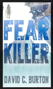 Fear Killer blue with woman